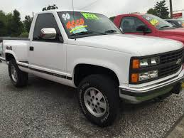 1990 Chevrolet C/K 1500 Series 2dr K1500 Silverado 4WD Standard Cab ... File2017 Bois Darc Spring Car Show 49 1990 Chevrolet 1500jpg 454 Ss Classic Cars Used For Sale In Tampa Fl Pickup Fast Lane Chevy Ss Truck New Ftg93 Silverado 1500 Crew Kodiak C7500 For Sale Zumbro Falls Mn By Dealer Hot Wheels Creator Harry Bradley Designed This Images Of Trucks 1990s Spacehero Near Riverhead York 3500 Dually03 The Toy Shed And Gmc Suburban Traveltime Vans Cversion Packages Ck Overview Cargurus Tbar Trucks K1500 4x4 Shortbed Four Wheel Drive