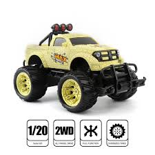 100 Radio Control Monster Truck 120 Remote Truck Toys Car Model RC Big Wheel