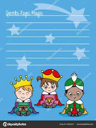 Recopilatorio De Diseños De Cartas Para Los Reyes Magos