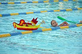 cardboard boat race features lego theme boulder city review