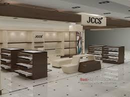 BS030 Factory Customised Bag Display Shop Interior Design Ideas