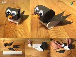 In Order To Create With This Beautiful Designed Bird Paper Crafting Idea You Would Probably Need Have A Strong Grip Over Your Hands