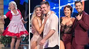 Dancing With The Stars Dwts Paula Deen Alek Skarlatos Andy Grammer