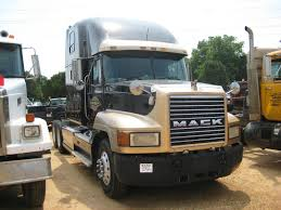 100 Truck Tractor 1997 MACK CH613 TA TRUCK TRACTOR JM Wood Auction Company Inc