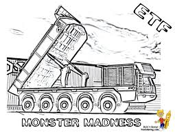 Macho Coloring Pages Of Tractors | Construction | Free | BOBCAT Cstruction Trucks Coloring Page Free Download Printable Truck Pages Dump Wonderful Printableor Kids Cool2bkids Fresh Crane Gallery Sheet Mofasselme Learn Color With Vehicles 4 Promising Excavator For Coloring Page For Kids Transportation Elegant Colors With Awesome Of