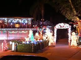 Alameda Christmas Tree Lane by Candy Cane Lane Poway See Christmas Lightssee Christmas Lights