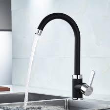 küchenarmatur schwarz wasserhahn küche 360 drehbar mischbatterie küche armatur hoher auslauf spültisch armatur für küche spültischarmaturen schwarz