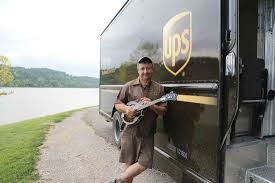 Staats Enjoys Life As UPS Delivery Driver, Musician | News, Sports ...