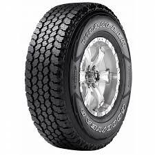 100 Goodyear Wrangler Truck Tires AllTerrain Adventure LT27565R18 123S E OWL All