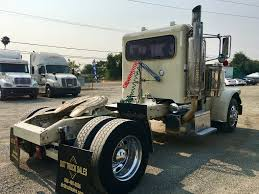 USED 2010 PETERBILT 389 DAYCAB FOR SALE IN CA #1392