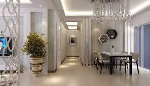 Marvelous 3D House Interior Design Dining Room And Aisle Part 22