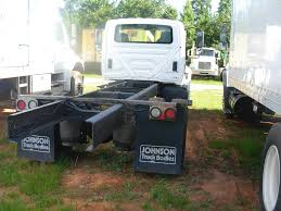 100 Johnson Truck Bodies USED 2008 INTERNATIONAL 4300 COLDPLATE TRUCK FOR SALE IN AL 2302
