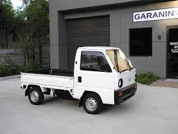 1990 Honda Acty SDX Pick Up Flat Bed Kei Mini Truck - YouTube