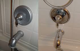 remove water spots on faucets bring it on cleaner
