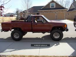 1984 Toyota 4x4 Rock Climber Articulating Reg Cab Pickup Toyota Hilux Wikipedia 1984 Pickup 4x4 Low Miles Used Tacoma For Sale In Wheels Deals Where Buyer Meets Seller On Crack 84 Toyota 4x4 Truck Sr5 Short Bed Trd Motor Pkg 1 Owner The Last 28 Truck Up 22re Only 43000 Actual Cstruction Zone Photo Image Gallery Extra Cab Straight Axle Offroad Rock Crawler Rources Pictures Information And Photos Momentcar Filetoyotapickupjpg Wikimedia Commons 1985 1986 1987 1988 1989 1990 1991 1992 1993 1994 V8 Cversion Glamorous Toyota 350 Swap Autostrach