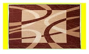 tapiso teppich kurzflor creme beige braun meliert