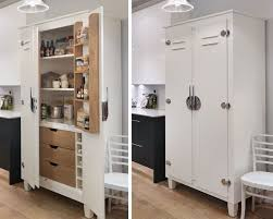 fantastic free standing kitchen pantry and best 25 freestanding