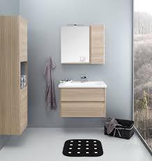 badmöbel set duden 60x45 unterschrank waschbecken mit spiegelschrank eiche