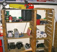 ultimate adjustable wooden shelving