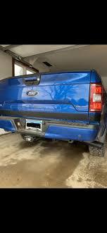 100 Truck License Ford F150 Plate Frame W Carbon Fiber Vinyl Insert FOLFCFI