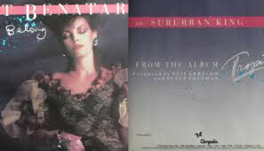 pat benatar late it s late for pat benatar my s albums