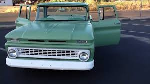 100 1963 Chevy Truck C10 Bagged Kustom YouTube