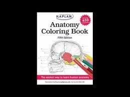 Anatomy Coloring Book Kaplan Pdf YouTube