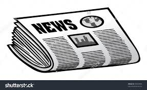 Best Of Newspaper Clipart Gallery