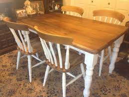 Upcycled Dining Table And Chairs | HouseProjects In 2019 ... Vfuhrerisch Antique Ding Room Table Seats 12 Style Rustic Ladder Back Chairs With Factory Distressed Finish Oak Ding Table And Chairs In Kingsbridge Devon Gumtree Rushseated Kitchen 4 French Rush Shells Tall Stretchers Attractive Set Of 6 Six Vintage Turned Oak Seat Pad Kitchen Forfar Angus 2m Farmhouse 8 Rustic Mk18 Vale Counter Wback Wood Height Countertops Woven Spanish Round Claw Foot Or W4 Leaf Elm 5 Carved Chair Shell Cabriole