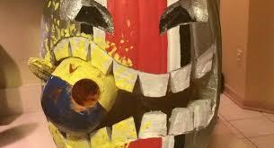 Ohio State Brutus Pumpkin Stencil by Your 2014 Buck O Lantern Ballot Ranked Eleven Warriors