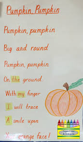 Poems About Halloween For Kindergarten by Cute Pumpkin Poem Pumpkin Pinterest Poem Kindergarten And