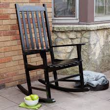 Black Rocking Chair Outdoor — Meaningful Use Home Designs Decorating Pink Rocking Chair Cushions Outdoor Seat Covers Wicker Empty Decoration In Patio Deck Vintage 60 Awesome Farmhouse Porch Rocking Chairs Decoration 16 Decorations Wonderful Design Of Lowes Sets For Cozy Awesome Farmhouse Porch Chairs Home Amazoncom Peach Tree Garden Rockier Smart And Creative Front Ideas Amazi Island Diy Decks Small Table Lawn Beautiful Cheap Best Beige Folding Foldable Rocker Armrest