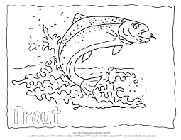 Full Size Of Coloring Pagefishing Color Pages Amazing Fish For Kids Inside Printable