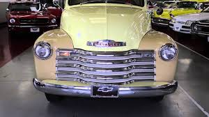 100 1953 Chevy Truck For Sale 3100 12 Ton Pickup Startup Walkaround YouTube