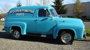 100 1955 Ford Truck Parts F100 Panel F82 Seattle 2015