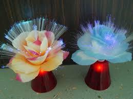 100 fiber optic flower l fiber optic flower hummingbird