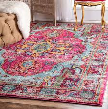 Tips for decorating your room with a pink rug BlogBeen