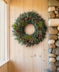 Fraser Fir Artificial Christmas Tree Sale by 24 U2033 Prelit Classic Fraser Fir Festive Christmas Wreath U2013 Led Clear
