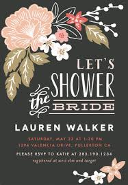 Bridal Shower Invitation Ideas 4