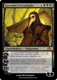 Mtg Lifelink Deathtouch Deck by Naracelsus Necroplaguist By Maxwell Of The Sixth Mtg Cardsmith