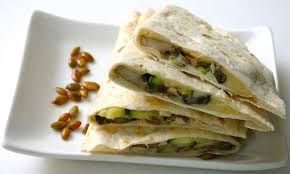 Toasting Pumpkin Seeds In Microwave by Bake It And Make It With Beth Zucchini U0026 Mushroom Quesadillas