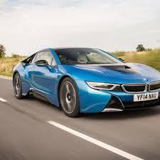 BMW I8 Set To Shock And Awe