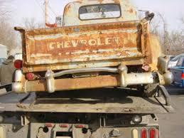 Chevy Gmc Chrome Rear Bumper