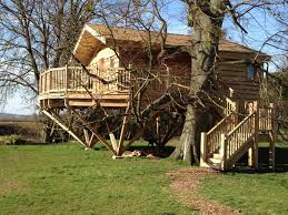 100 Tree Houses With Hot Tubs Lime House Worcestershire Soak In The Private Outdoor Hot Tub
