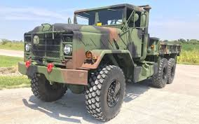 100 Midwest Truck Equipment BMY M923A2 MILITARY 6X6 Cargo TRUCK 5 TON Military