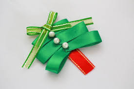 Christmas Tree Watering Device Homemade by How To Make A Christmas Tree Hair Bow Clip 12 Steps