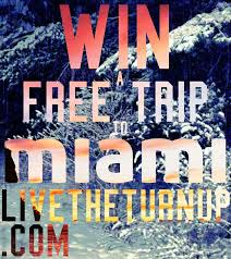 sweepstakes win a trip to miami florida including air hotel