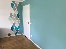 karomuster im wohnzimmer mit schöner wohnen farbe bedroom