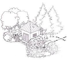 Siting Your House And Landscape Trees From Home Outside Creating The You Love