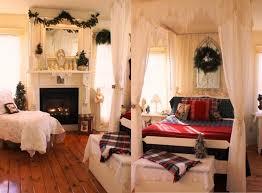 tolle ideen für weihnachtsdeko im schlafzimmer